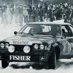 Achim Warmbold - Piero Sodano, Toyota Celica 2000 GT, accident