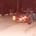 Alain Coppier - Josepha Laloz, Porsche 911 SC, 9thd
