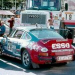 Alain Coppier - Josepha Laloz, Porsche 911 SC, 9thf