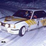 Anders Kullang - Bruno Berglund, Opel Ascona 400, 4thf