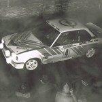 Anders Kullang - Bruno Berglund, Opel Ascona 400, 4thk