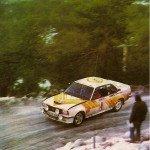 Anders Kullang - Bruno Berglund, Opel Ascona 400, 4thq
