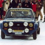 Ari Vatanen - David Richards, Ford Escort RS1800, accidenth