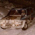 Attilio Bettega - Mario Mannucci, Fiat Ritmo 75 Abarth, 6thk