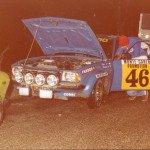Auguste Turiani - Freddy Delorme, Opel Ascona, 30th