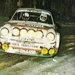 Bernard Beguin - Jean-Jacques Lenne, Porsche 911 SC, accidentq