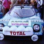Bernard Darniche - Alain Mahe, Lancia Stratos HF, 2nd