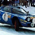 Bernard Darniche - Alain Mahe, Lancia Stratos HF, 2nds