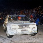 Bjorn Waldegard - Hans Thorszelius, Fiat 131 Abarth, 3rd
