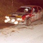 Francis Vincent - Francis Calvier, Alfa Romeo Alfasud TI, 17ths