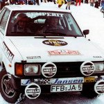 Georg Fischer - Harald Gottlieb, Talbot Sunbeam, retired