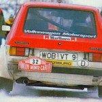 Gijs van Lennep - Ferry van der Geest, VW Golf GTi, 36thd