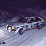 Guy Frequelin - Jean Todt, Talbot Sunbeam Lotus, accidentf