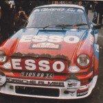 Hannu Mikkola - Arne Hertz, Porsche 911 SC, retired