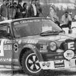 Hannu Mikkola - Arne Hertz, Porsche 911 SC, retiredd