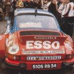 Hannu Mikkola - Arne Hertz, Porsche 911 SC, retiredq