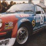 Hannu Mikkola - Arne Hertz, Porsche 911 SC, retireds