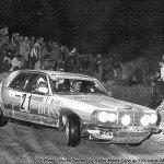 Holger Bohne - Adolf Ahrens, Mercedes Benz 280E, 18ths