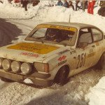 I.Vuillermin - Marisa Giardino, Opel Kadett GT-E, 62nd