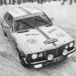 Ingvar Carlsson - Claes Billstam, Mercedes Benz 280 CE, 11th