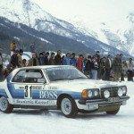 Ingvar Carlsson - Claes Billstam, Mercedes Benz 280 CE, 11thd