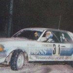 Ingvar Carlsson - Claes Billstam, Mercedes Benz 280 CE, 11thg