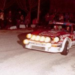 Jacques Almeras - ''Tilber'', Porsche 911 SC, 12ths