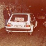 Jean-Luc Therier - Michel Vial, VW Golf GTi, retiredg
