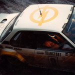 Jochi Kleint - Gunter Wanger, Opel Ascona 400, 8thd