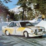 Jochi Kleint - Gunter Wanger, Opel Ascona 400, 8thq