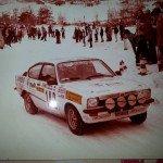 M.Bianchi - Claudio Mori, Opel Kadett GT-E, retired