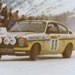 Michel Murroni - Joel Venezzia, Opel Kadett GT-E, 55th