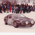 Michel Ollier - Georges Clement, Renault Alpine A310, 52ndq