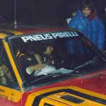 Michele Mouton - Annie Arrii, Fiat 131 Abarth, 7th