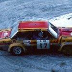 Michele Mouton - Annie Arrii, Fiat 131 Abarth, 7tha