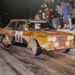 Michele Mouton - Annie Arrii, Fiat 131 Abarth, 7thj