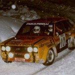 Michele Mouton - Annie Arrii, Fiat 131 Abarth, 7thy