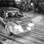 Michele Mouton - Annie Arrii, Fiat 131 Abarth, 7thz