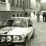 N° 33  Jean-Louis Clarr  Jean-François Fauchille sur Opel Ascona 400