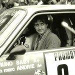 N° 35  Bruno Saby  Jean-Marc Andrie sur Renault R5 Alpine