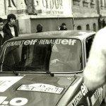 N° 35  Bruno Saby  Jean-Marc Andrie sur Renault R5 Alpine a