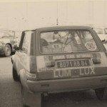 Paul Rouby - Henri Pluton, Renault 5 Alpine, 25ths