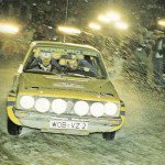 Per Eklund - Hans Sylvan, VW Golf GTi, 5thd