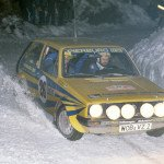 Per Eklund - Hans Sylvan, VW Golf GTi, 5thj