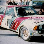 Timo Makinen - Atso Aho, BMW 320i, 14th