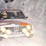 Timo Makinen - Atso Aho, BMW 320i, 14thd