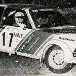 Timo Makinen - Atso Aho, BMW 320i, 14thf