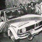 Timo Makinen - Atso Aho, BMW 320i, 14thg