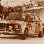 Timo Makinen - Atso Aho, BMW 320i, 14thh