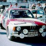 Timo Makinen - Atso Aho, BMW 320i, 14thq